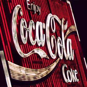 Coca-Cola Neon Sign